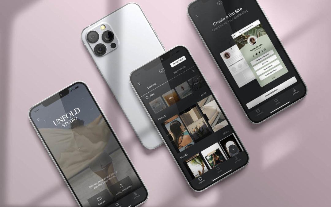 Våre 4 beste apper for Instagram